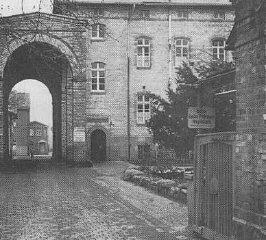 Bernburg, l'un des six principaux centres d'assassinat...