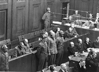 Former German General Lothar Rendulic is sentenced...