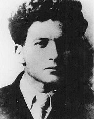 Mikhael Guebelev, organizer of the underground group in the Minsk ghetto.