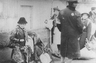 Déportés juifs du Luxembourg, d'Autriche, et de Tchécoslovaquie...