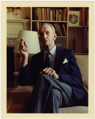 Portrait of Jan Karski in Bethesda, Maryland, ca 19...