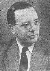 Portrait of Georg Duckwitz, German naval attache in...