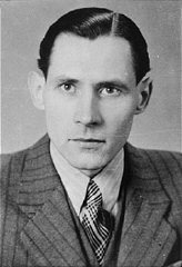 Karl-Heinz Kusserow, a Jehovah's witness who was imprisoned...