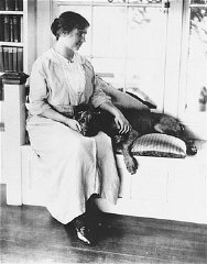 Helen Keller, ca. 1910