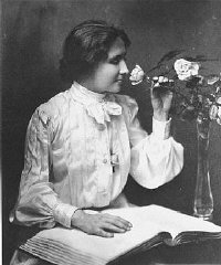 Portrait of Helen Keller, ca. 1910