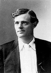 Portrait of Jack London, ca. 1905