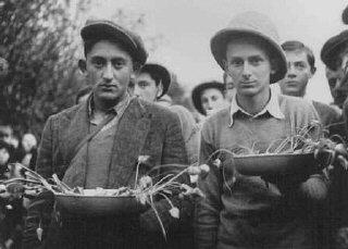 """Polish Jewish refugee children known as the """"Tehran..."""