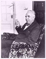 Portrait of Theodore Dreiser