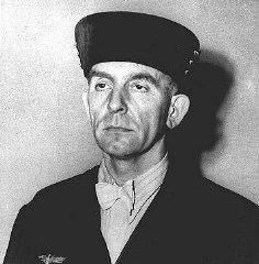 Roland Freisler, un nazi fanatique, fut nommé président...