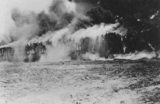 L'ancien camp de concentration de Bergen-Belsen est...