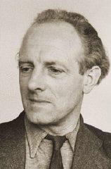 Joop Westerweel, schoolteacher executed by the Nazis...