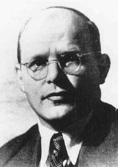 Dietrich Bonhoeffer, German Protestant theologian who...