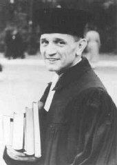 Martin Niemöller: pastore protestante di spicco che...
