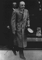 Ludwig Beck, autrefois chef de l'Etat major alleman...