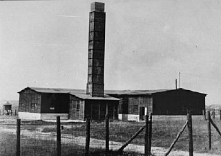 A crematorium at the Majdanek extermination camp, outside Lublin.