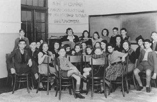 Leçon de musique à la SJYA (Association des Jeunes...