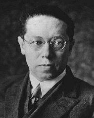 Lion Feuchtwanger. U.S. August 13, 1933.