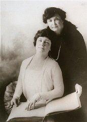 Helen Keller in the 1920s