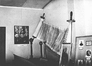 "A display, entitled ""British Freemasonry,""..."