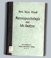 Massenpsychologie und Ich-Analyse, cover