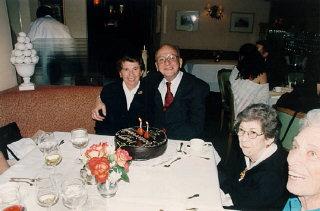 Regina and Victor celebrate their 50th wedding anni...