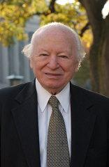Portrait of Benjamin Meed.