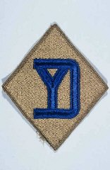 Insignia of the 26th Infantry Division.