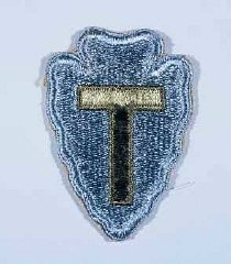 Insignia of the 36th Infantry Division.