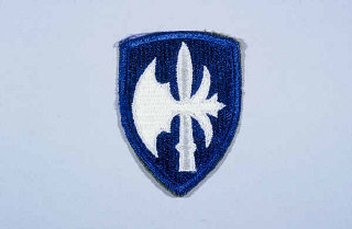 Insignia of the 65th Infantry Division.