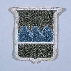 Insignia of the 80th Infantry Division.