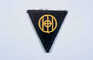 Insignia of the 83rd Infantry Division.