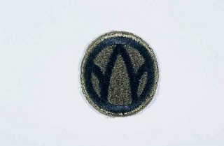 Insignia of the 89th Infantry Division.