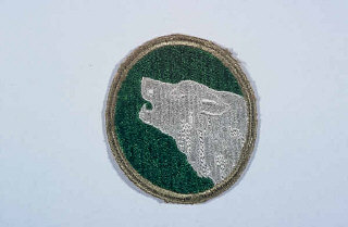 Insignia of the 104th Infantry Division.