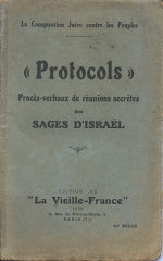 Like many editions of the Protocols published in the...