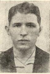 Yitzhak Rochzyn, leader of the Lachwa ghetto underg...