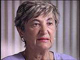 Cecilie Klein-Pollack. Auschwitz'e varışı anlatıyor...