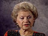 <b>Flory (Floritza) Jagoda</b><br />Born:1923, Sarajevo, Yugoslavia<br /><br />