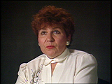 <b>Frima Laub</b><br />Born:1936, Volochisk, Soviet Union<br /><br />