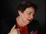 Hana Mueller Bruml. 描述到达奥斯威辛集中营的经历