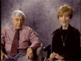 Irene Hizme and Rene Slotkin. Irene describes being...