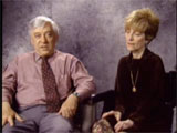 Irene Hizme and Rene Slotkin. Describe being separated...