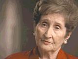 Ludmilla Page. Describes arriving in Auschwitz instead...