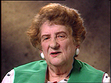 <b>Leah Hammerstein Silverstein</b><br />Born:1924, Praga, Poland<br /><br />