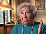 Ruth Berkowicz Segal. Describes finding her father...