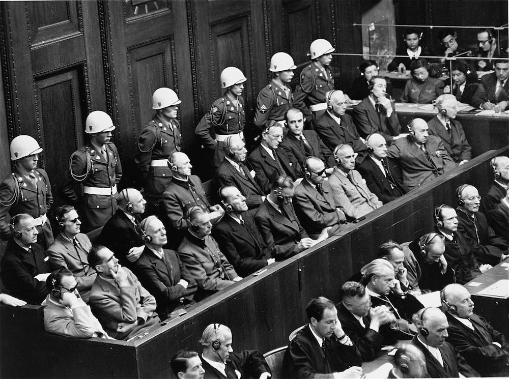 The Nuremberg Trials — United States Holocaust Memorial Museum