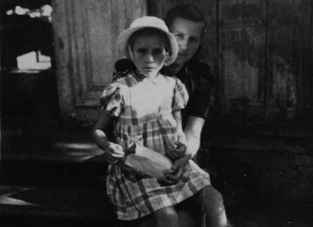 Life in Shadows: Hidden Children and the Holocaust