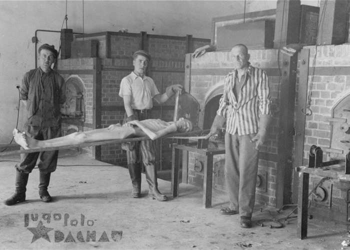 White Hospital Holocaust