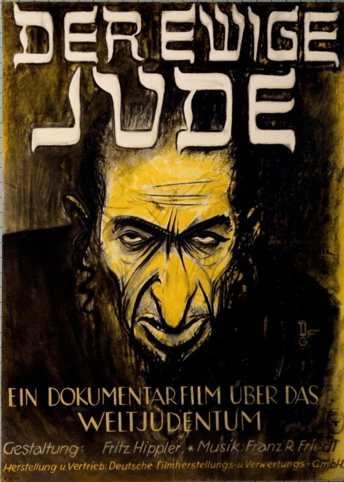 Der ewige Jude (The Eternal or Wandering Jew)