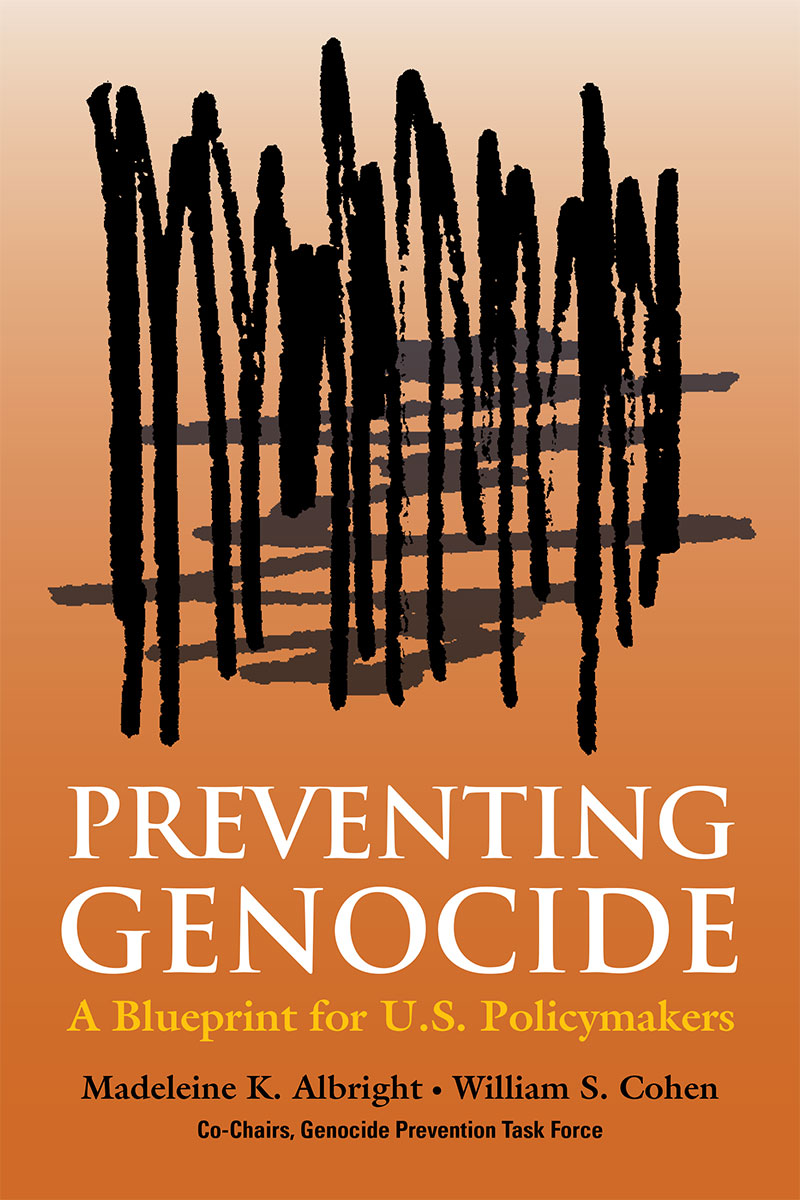 Report: Genocide Prevention Task Force