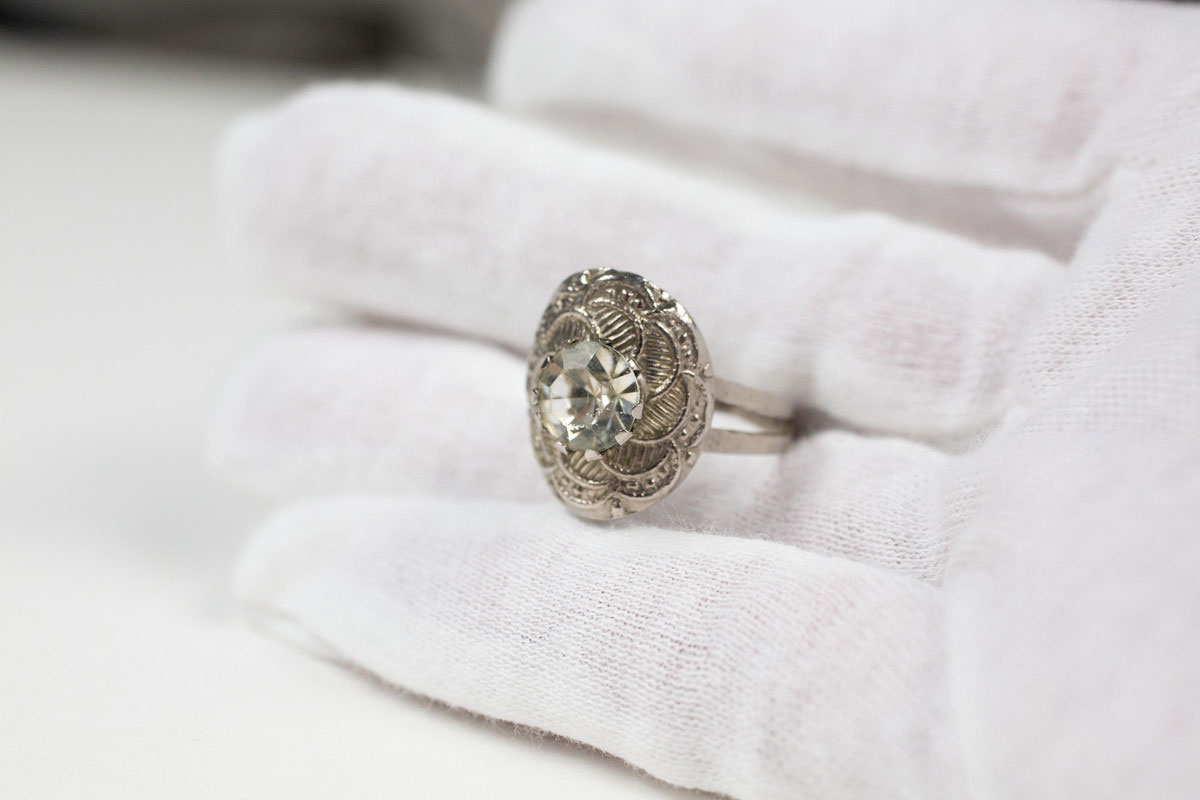 The Fake Diamond Ring That Helped Save Three Lives United States